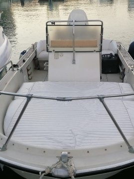 Motorboat for rent Lerici at the best price