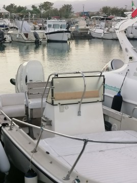 Boston Whaler Boston Whaler 18 Outrage between personal and professional Lerici