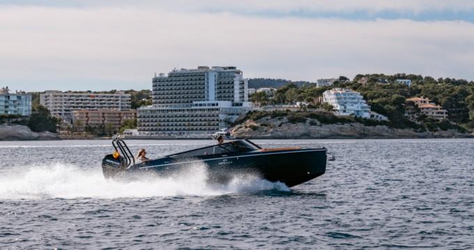 Rent a Cranchi Rider 26 Palma de Mallorca