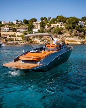 Boat rental Palma de Mallorca cheap Endurance 30
