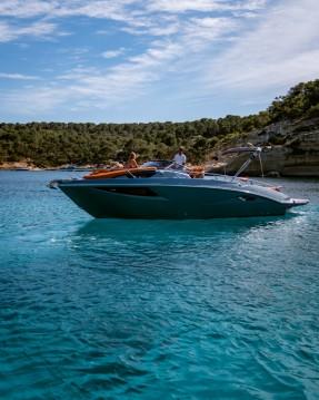 Rental Motorboat in Palma de Mallorca - Chanchi Endurance 30