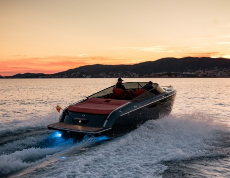 Boat rental Palma de Mallorca cheap Classic 26
