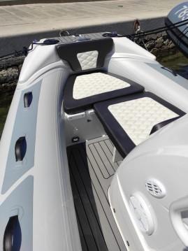 Rental yacht Rab - Highfield Highfield Sport 560 on SamBoat
