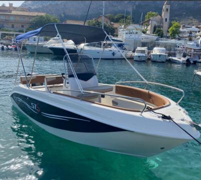 Rental yacht Porto di Balestrate - TRIMARCHI 57 S on SamBoat
