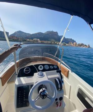 Boat rental Porto di Balestrate cheap 57 S