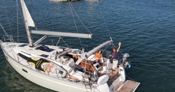 Boat rental Agde cheap Cruiser 37