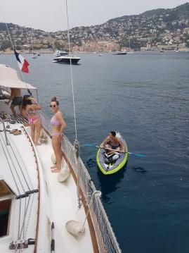 Rental yacht Saint-Laurent-du-Var - Tillosten pearson Freedom 40 on SamBoat