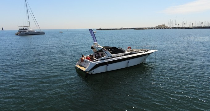 Sea Ray Sea Ray 350 Sundancer between personal and professional Cascais
