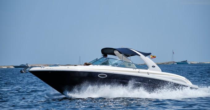 Boat rental Sea Ray Sea Ray 295 Bow Rider in Ibiza Island on Samboat
