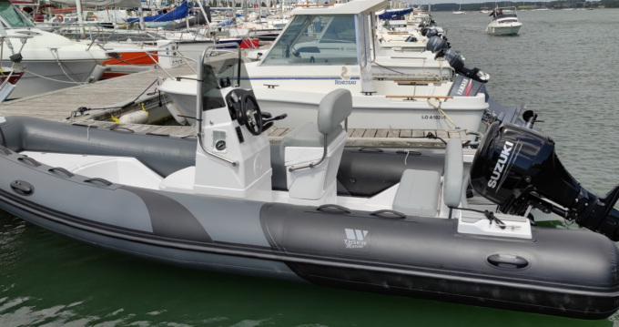 Rental yacht Locmiquélic - Tiger 5.50 PROLINE on SamBoat