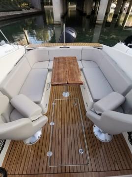 Boat rental Quicksilver 645 in Mandelieu-la-Napoule on Samboat