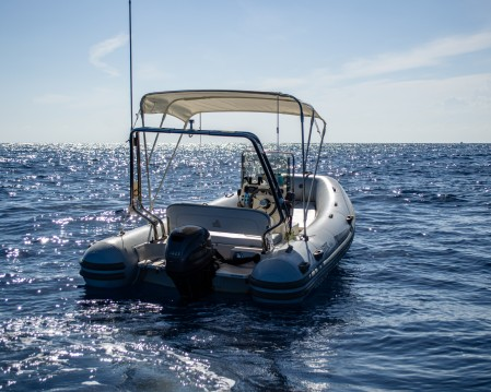 Hire RIB with or without skipper Bsc Rapallo