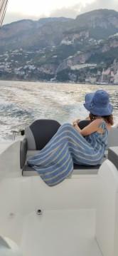 Rental Motorboat speedy with a permit