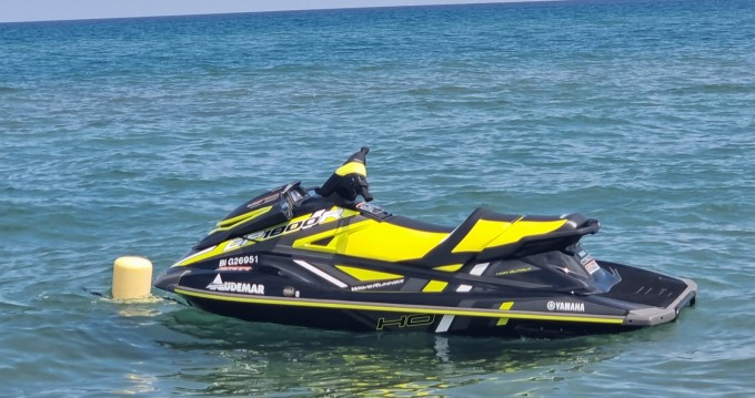 Boat rental Bastia cheap GP1800R