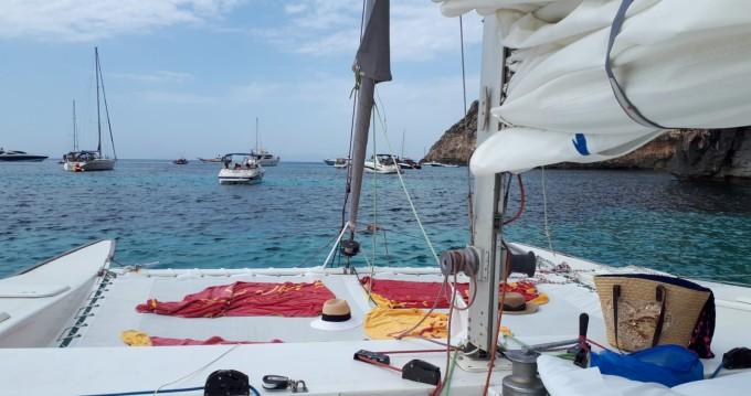 Rental yacht Formentera - tocan tocan on SamBoat