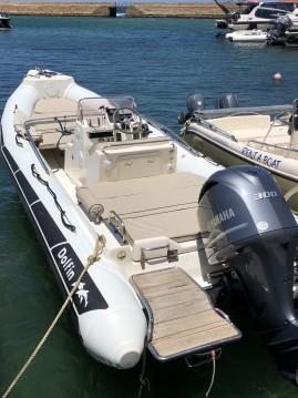 Rental yacht Chania Port - DOLFIN 710 on SamBoat
