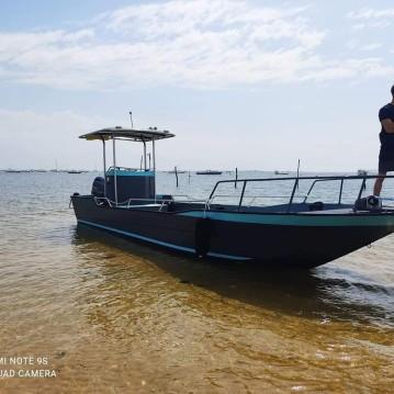 Rental Motorboat in Grand Piquey - Lacaze techoueyre pyranha