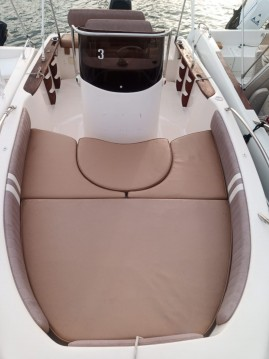 Hire Motorboat with or without skipper Mano Marine Alghero