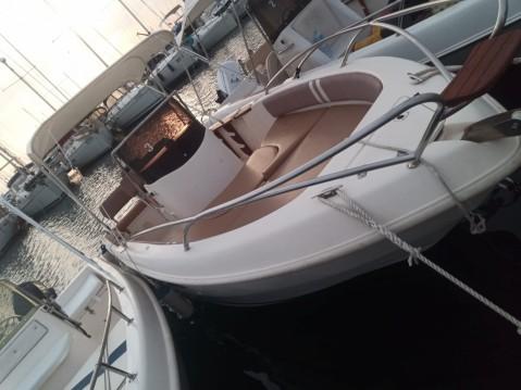 Rental Motorboat in Alghero - Mano Marine Mano Marine 18,50