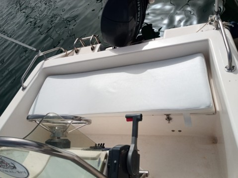 Boat rental Saver Saver Open 495 TC in Alghero on Samboat
