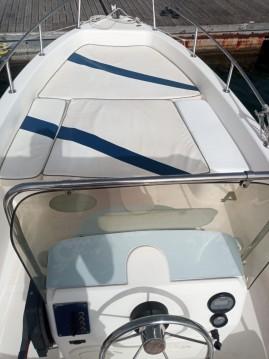Boat rental Alghero cheap Saver Open 495 TC