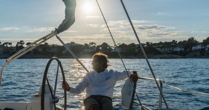 Jeanneau Sun Odyssey 45 between personal and professional Castell-Platja d'Aro