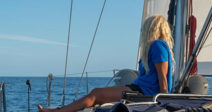 Rental yacht Castell-Platja d'Aro - Jeanneau Sun Odyssey 45 on SamBoat