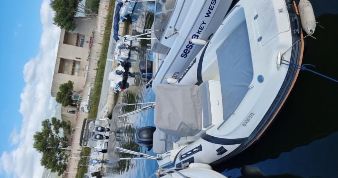 Boat rental Sasanka Yacht ZAR 57 in Saint-Florent on Samboat