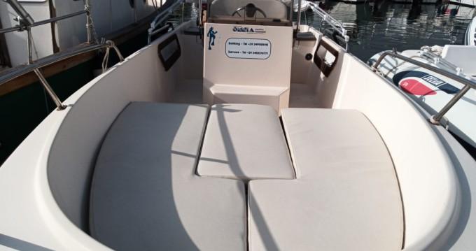 Boat rental Omnia Omnia Open in Alghero on Samboat