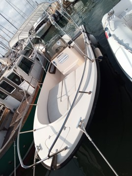 Motorboat for rent Alghero at the best price
