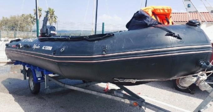 Rental RIB in Vitrolles - X-Pro 3 d tender