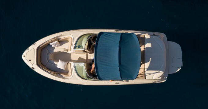 Motorboat for rent Sant Antoni de Portmany at the best price