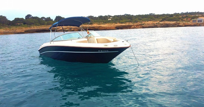 Hire Motorboat with or without skipper Sea Ray Sant Antoni de Portmany