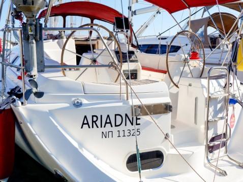 Rental yacht Lávrio - Dufour Gib Sea 43 on SamBoat
