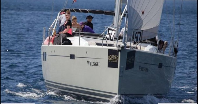 Hire Sailboat with or without skipper Hanse Skradin
