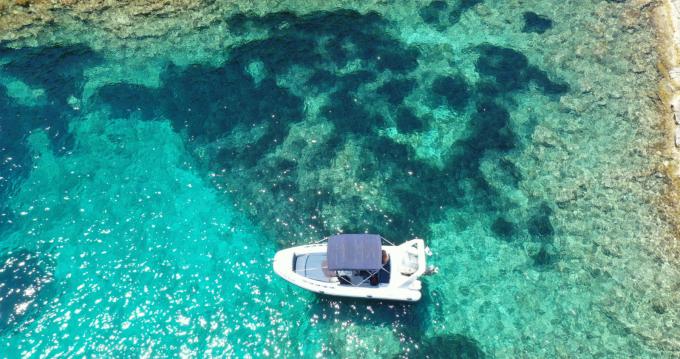 Boat rental Flexboat sr620lx in Bonifacio on Samboat