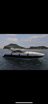 Hire Motorboat with or without skipper Cruisers Miseno
