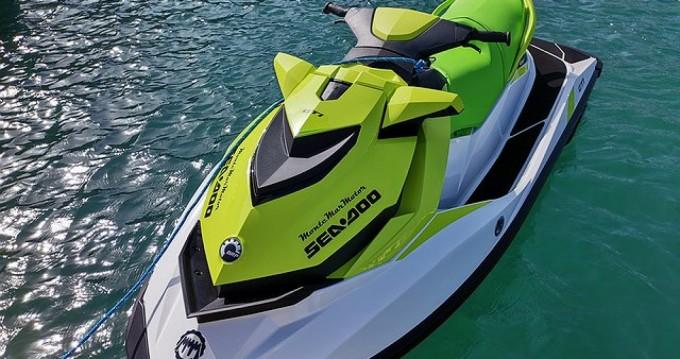 Sea-Doo GTI 130 between personal and professional Sant Antoni de Portmany