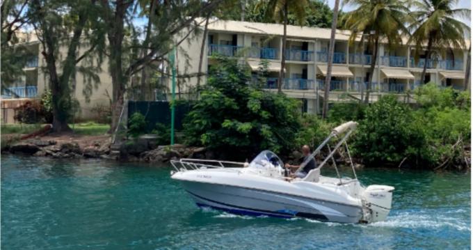 Boat rental Les Trois-Îlets cheap Flyer 550