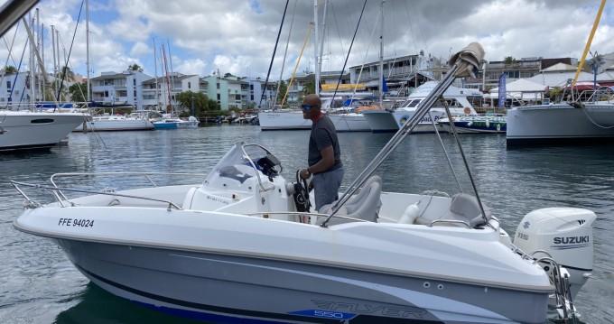 Hire Motorboat with or without skipper Bénéteau Les Trois-Îlets