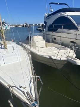 Rent a White Shark White Shark 225 Valras-Plage