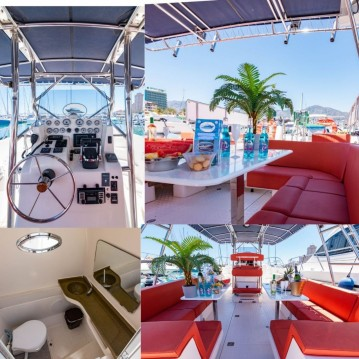 Motorboat for rent Fuengirola at the best price
