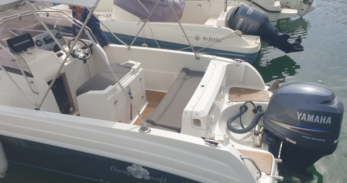 Motorboat for rent Argelès-sur-Mer at the best price