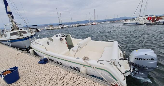 Boat rental Marine Loisirs Service Carri 485 WA in Le Brusc on Samboat