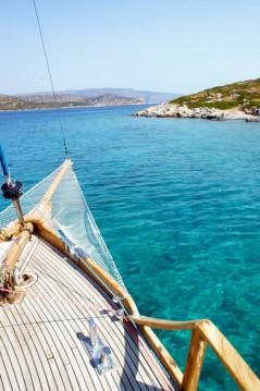 Rental Sailboat in Agios Nikolaos - Custom Made Custom made cutter