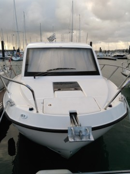 Boat rental Roscoff cheap Activ 755 Weekend