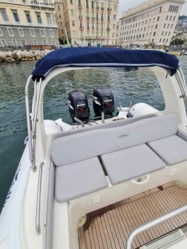 Boat rental Porto di Mergellina cheap King 820