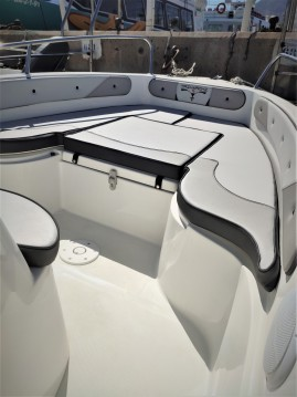 Hire Motorboat with or without skipper TRIMARCHI Puerto Marina Benalmadena