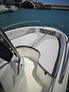 Rental Motorboat TRIMARCHI with a permit