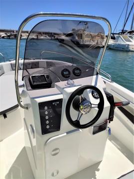 Boat rental Puerto Marina Benalmadena cheap 57 PRO